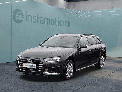 gebraucht Audi A4 A4Avant 40TFSI S tronic adv./LED/AHK/Sitzhzg