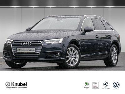 gebraucht Audi A4 Avant g-tron Navi+ Matrix AssP AHK RKamera DAB