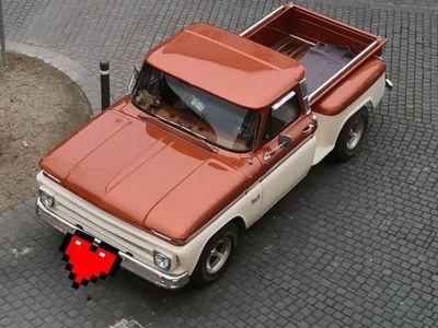 gebraucht Chevrolet C10 Stepside Pick up 1966 als SUV/Geländewagen/Pickup in Fulda