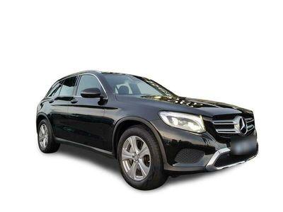 gebraucht Mercedes GLC250 GLC 250d 9G+EXCLUSIVE+PANO+COMAND+360° +TOTW+AHK+SPIEGEL