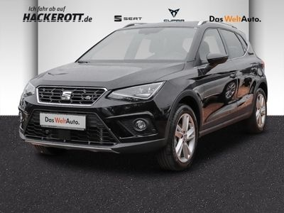 used Seat Arona FR 1.5 TSi EU6d-T LED Navi Keyless ACC LED-hinten LED-Tagfahrlicht Tel.-Vorb. Multif.Lenkrad