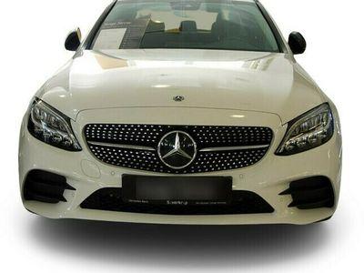 gebraucht Mercedes C200 C 200T AMG Line AMG-LINE+KLIMA+LED+NAVI