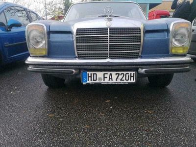 gebraucht Mercedes W114 Merzedes Benzce250 als Sportwagen/Coupé in Ludwigshafen