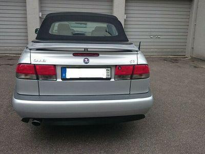 gebraucht Saab 9-3 Cabriolet 2.0i Turbo Aero