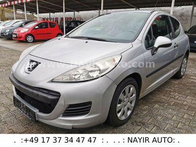 "gebraucht Peugeot 207 1,4 VTi ""Filou"" Tüv:12.2020"