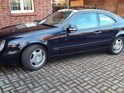 gebraucht Mercedes CLK230 Elegance