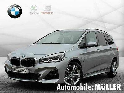 gebraucht BMW 220 Gran Tourer d M Sportpaket DAB LED RFK Navi
