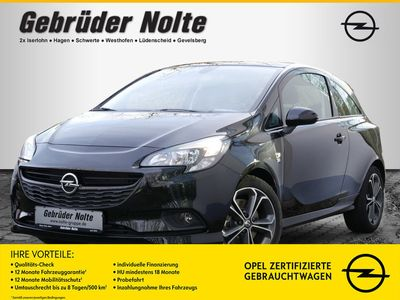 gebraucht Opel Corsa 1.4 Turbo Color Edition SHZ INTELLILINK