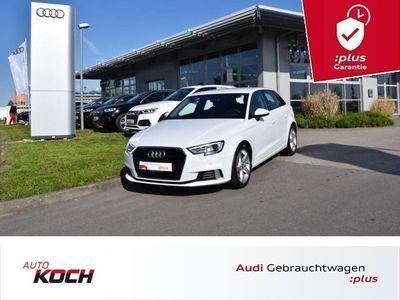gebraucht Audi A3 Sportback sport 1.5 TFSI 110 kW (150 PS) 6-Gang