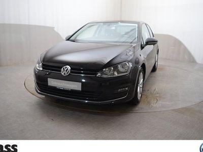 gebraucht VW Golf 1.4 TSI BlueMotion Technology DSG Lounge