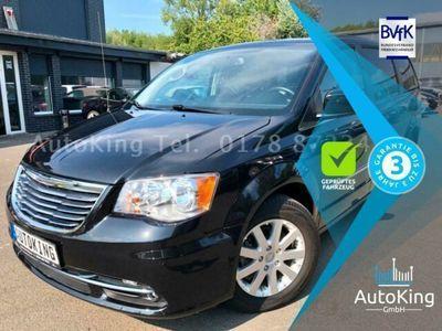 gebraucht Chrysler Grand Voyager TOWN&COUNTRY LEDER |MFL|KLIMA|KAM.|