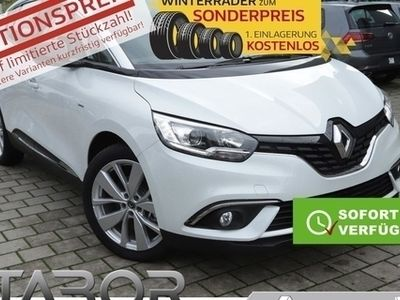 gebraucht Renault Scénic IV 1.3 TCe 115 Limited Bluetooth 20Z DAB