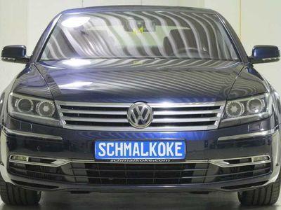 gebraucht VW Phaeton TDI3.0V6 DPF 4Mot Autom 5Si LedXenNavAHK Standhzg