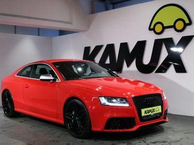 """gebraucht Audi RS5 4.2 FSI quattro +BiXenon +Schalensitze +NaviMMI +B&O +20""""Rotor"""