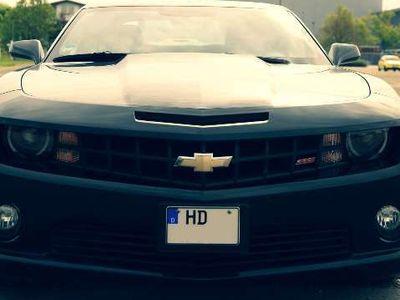 gebraucht Chevrolet Camaro SS*Voll-Leder*Head-Up Display