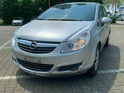 gebraucht Opel Corsa D Edition/S-Heft/Klima/