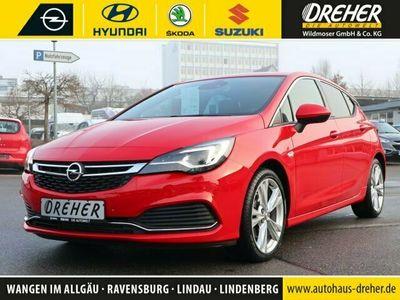 gebraucht Opel Astra 1.6 Turbo Ultimate S/S AT LED Navi/Klima