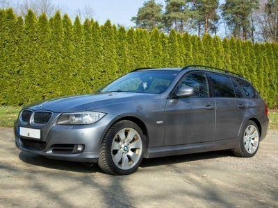 gebraucht BMW 330 d xDrive Touring Facelift Navi Xenon AHK Voll