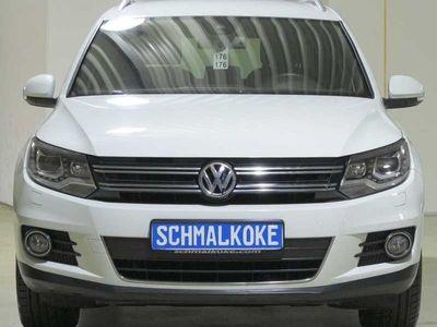 käytetty VW Tiguan 1.4 TSI DSG BMT Lounge Sport&Style Xenon Navi