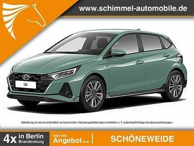 gebraucht Hyundai i20 FL New 1,0 T-Gdi (100PS) 48V DCT Edition 30 N42784 verfügbar in unserer Filiale Berlin-Schöneweide.