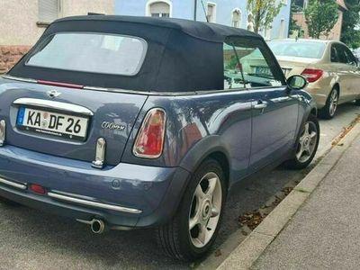 gebraucht Mini Cooper Cabriolet 1.6 benzin