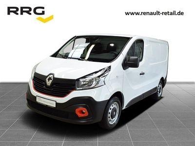 gebraucht Renault Trafic KASTEN 3 1.6 DCI 95 KOMFORT L1H1 2.7T Nu