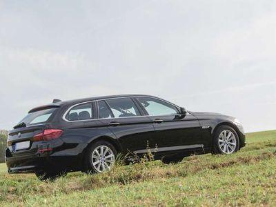 gebraucht BMW 518 5er Touring- Scheckheftgepflegt