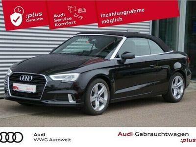 gebraucht Audi A3 Cabriolet sport 1.5 TFSI 110 kW (150 PS) S tronic