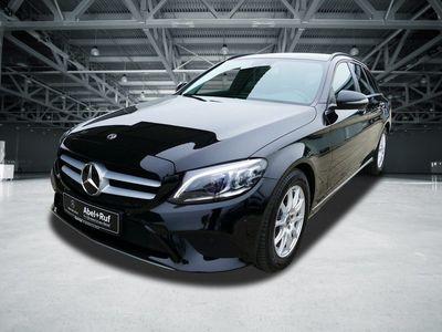 gebraucht Mercedes C200 d Facelift+LED+Navi+SHZ+AHK+Kamera+CarPlay