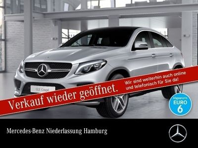 gebraucht Mercedes GLE350 d Cp. 4M AMG Stdhzg Pano Distr+ COMAND