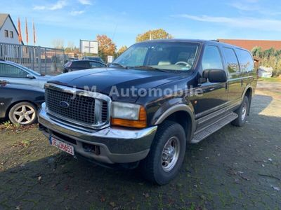 gebraucht Ford Excursion 6.8 L V10 Limited *4WD*8Sitze*