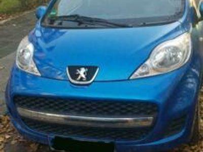 gebraucht Peugeot 107 1.0. 5 türig Klimaanlage