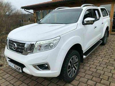 gebraucht Nissan Navara Tekna 2,3 190PS Automatik 4x4*Hardtop*Laderr.*