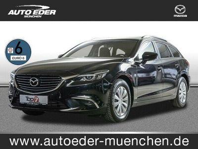gebraucht Mazda 6 2.2 CD SKYACTIV-D 150 Exclusive-Line Navi, Tempo