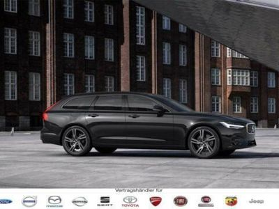 gebraucht Volvo V90 D4 Geartronic R Design Standhzg. Panorama He PDF