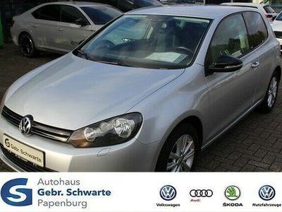 gebraucht VW Golf VI 1.2 TSI Klima SHZ