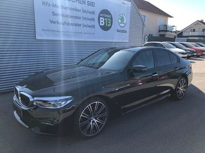 second-hand BMW 530 M-Sportpaket HUD LED ACC Navi Keyless Parklenkass. Fernlichtass.