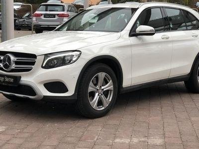 gebraucht Mercedes GLC220 d 4M Fahrassist.+LED+AHK+Navi+PDC