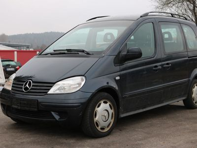 gebraucht Mercedes Vaneo Compact Van 1.7 CDI Autom. Navi Lavida