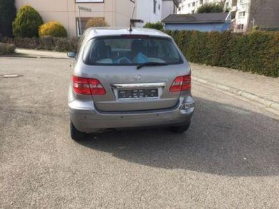 gebraucht Mercedes B180 CDI DPF Autotronic