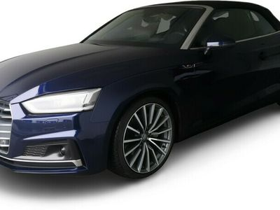 gebraucht Audi A5 Cabriolet A5 Cabriolet 40 TDI quattro S line Sport S Navi