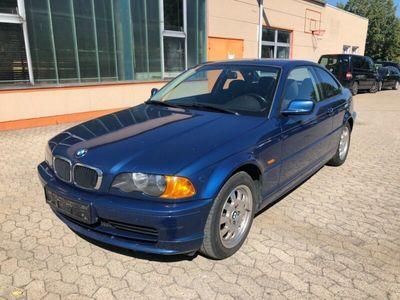 gebraucht BMW 318 Ci coupe