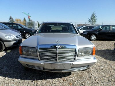 gebraucht Mercedes 380 W126SEL,Automatik,Klima,