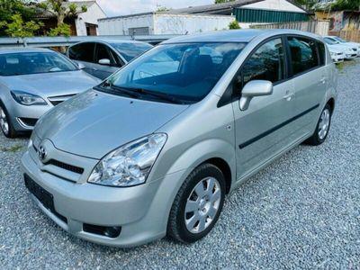 gebraucht Toyota Corolla Verso 1.8 Sol