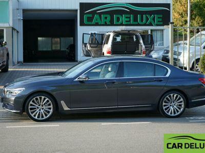 gebraucht BMW 730L d xDrive*PANO*3TV*4SITZ LOUNGE*EXCLUS LEDER*