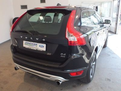 gebraucht Volvo XC60 R-Design AWD Aut R-Design AHK Navi Leder