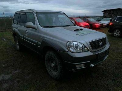 gebraucht Hyundai Terracan als SUV/Geländewagen/Pickup in Apolda