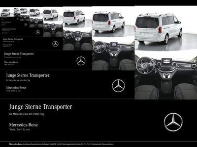 gebraucht Mercedes V250 d **Edition/COMAND/Kamera/LED/Standhzg