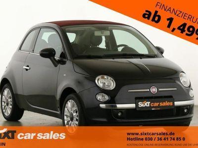 used Fiat 500C 1.2 Lounge
