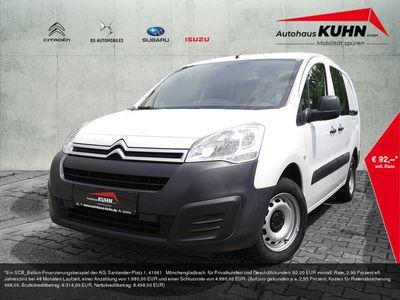 gebraucht Citroën Berlingo Kasten BlueHDi Business L2 PDC AHK EU6